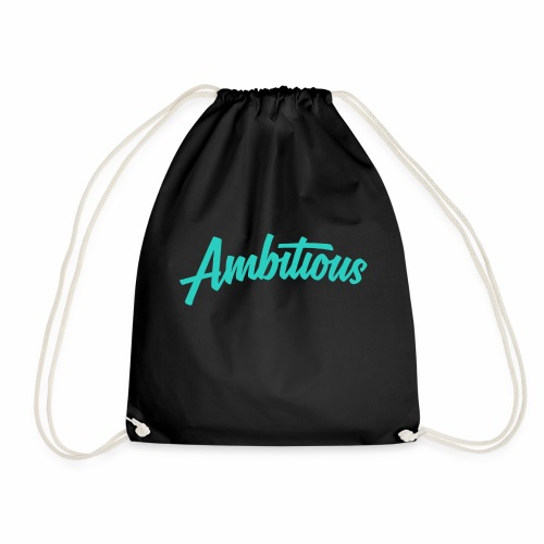 ambitiouslight - Drawstring Bag