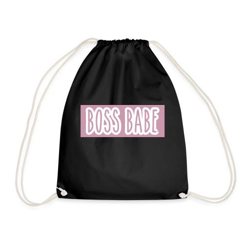 Boss Babe - Turnbeutel