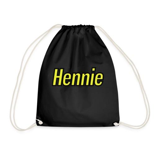hennie2 - Gymtas