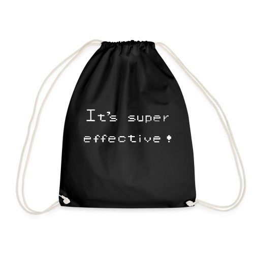 its super effective white - Sportstaske