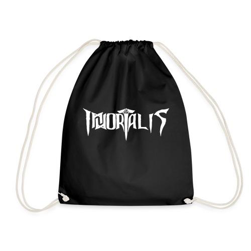 Immortalis - Logo - Turnbeutel