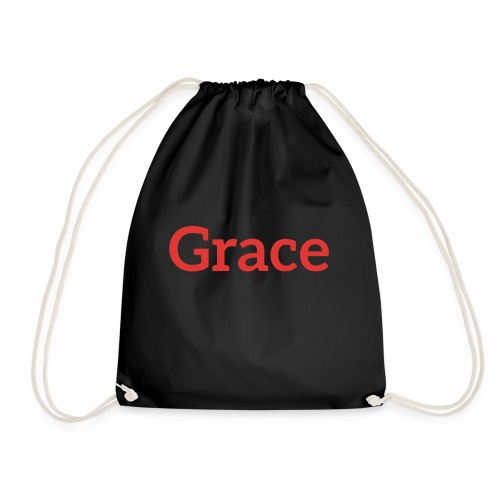 grace - Drawstring Bag