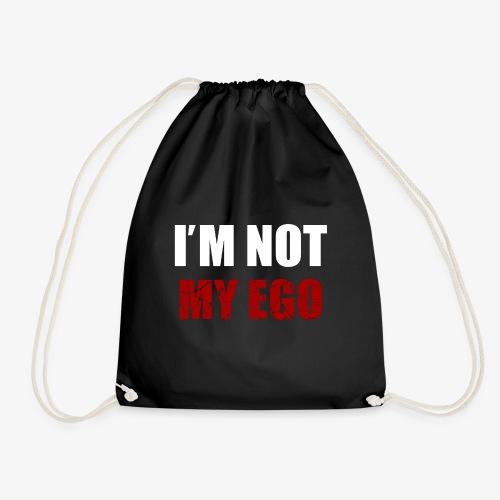I' M NOT MY EGO - Sacca sportiva