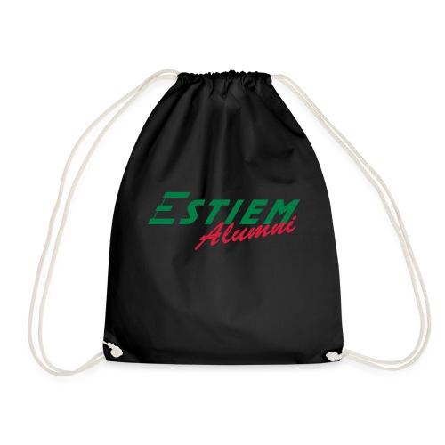 ESTIEM Alumni logo - Drawstring Bag