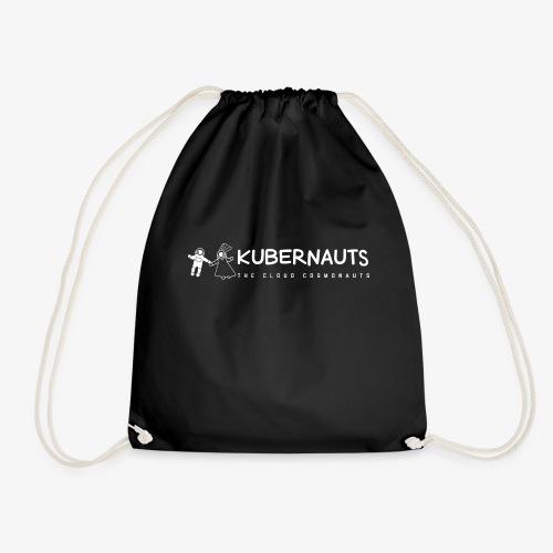 Kubernauts . The Cloud Cosmonauts - Drawstring Bag
