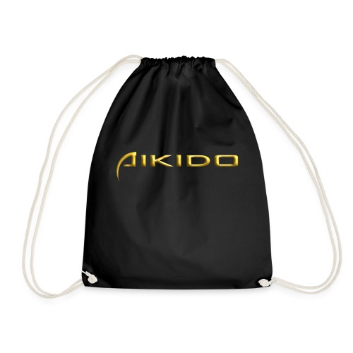 AIKIDO Gold AD - Turnbeutel