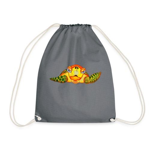 Angry Turtle Fluo - Sac de sport léger