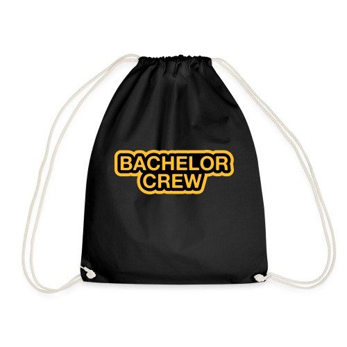 Bachelor Crew - Bachelor T-Shirt - Bräutigam Shirt - Turnbeutel