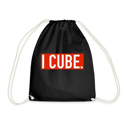 I CUBE. - Drawstring Bag
