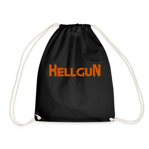 Logo HELLGUN - Turnbeutel