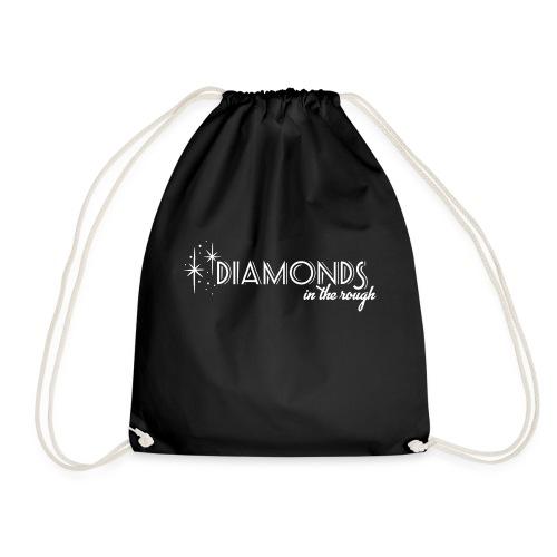 Diamonds in the rough - Gymnastikpåse