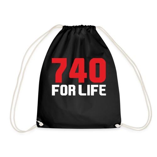 740 for life - Gymnastikpåse