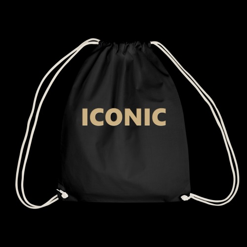 ICONIC [Cyber Glam Collection ] - Sac de sport léger