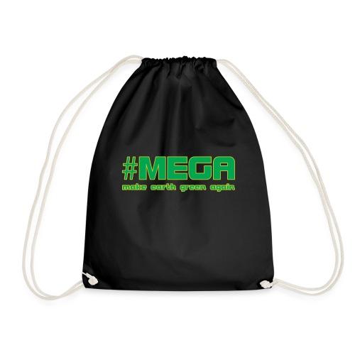 #MEGA - Turnbeutel