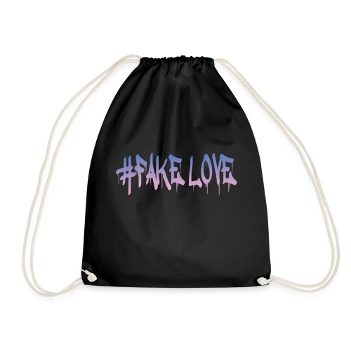 #FAKE LOVE - Sac de sport léger