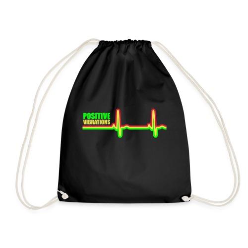 POSITIVE VIBRATION - Drawstring Bag
