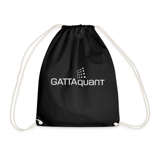 GATTAshirt_horizontal_sma - Drawstring Bag