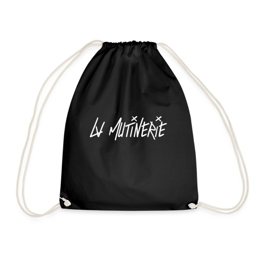 Hoodie Mutinerie Black Against - Sac de sport léger