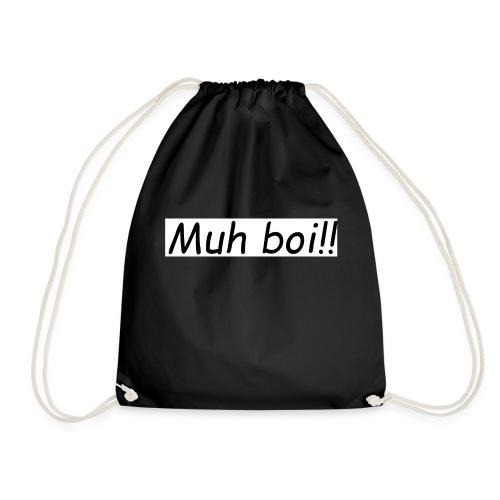 muh boi logo - Gymbag