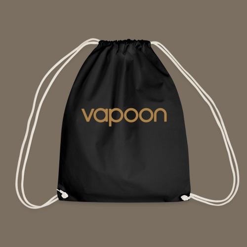 Vapoon Logo simpel 01 - Turnbeutel