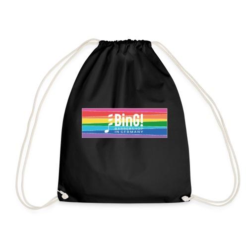 BinG loves all colors - Turnbeutel