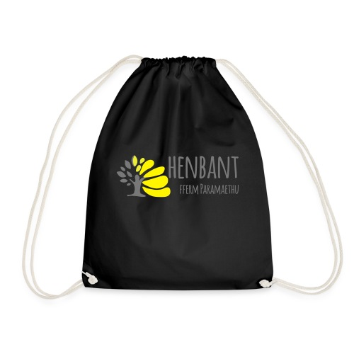 henbant logo - Drawstring Bag