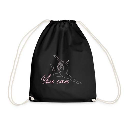 YOU CAN - Turnbeutel