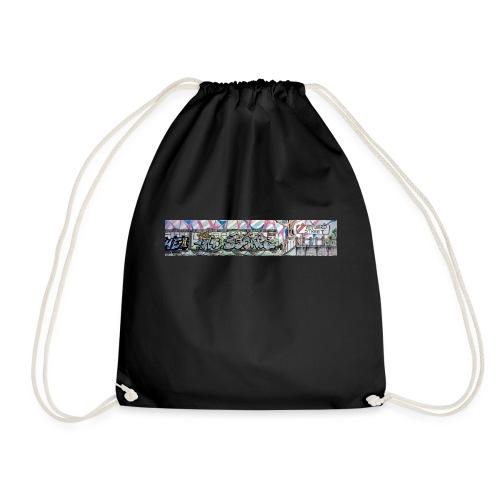 Pye and Fek No Escape - Drawstring Bag