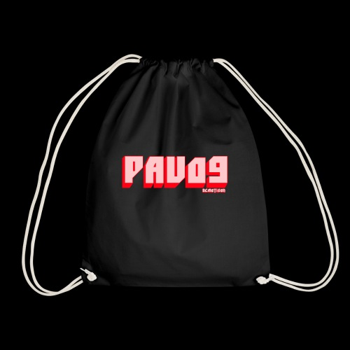 SNAPBACK PAVO9 - Drawstring Bag