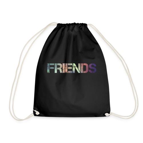 FRIENDS - Mochila saco