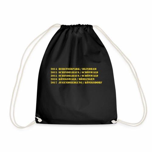 BA Shirt Back 14 17 - Drawstring Bag