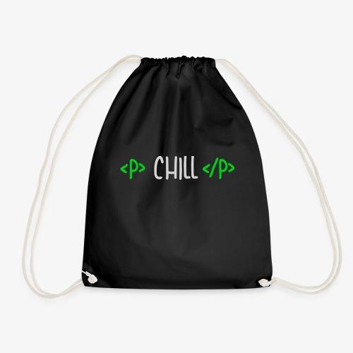 HTML Chill Design Edition - Drawstring Bag