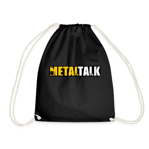 Classic MetalTalk - Drawstring Bag