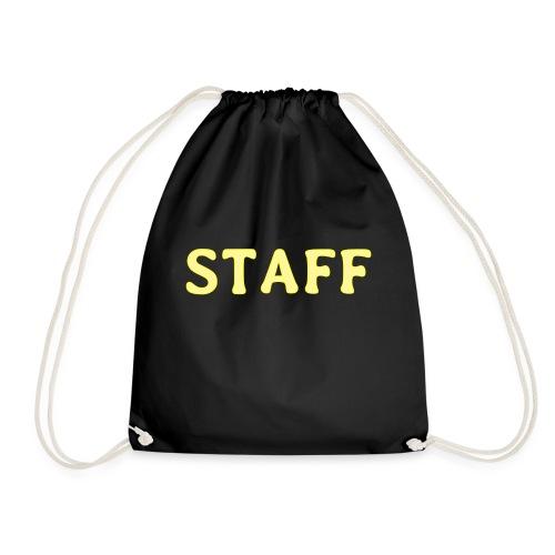 Staff - Turnbeutel