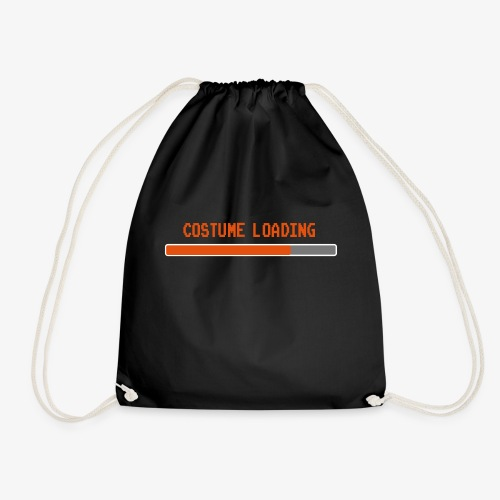 Costume Loading Halloween Costume patjila - Drawstring Bag