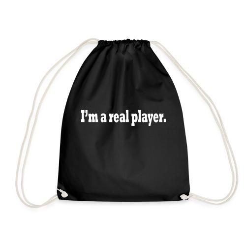 PLAYER - Drawstring Bag