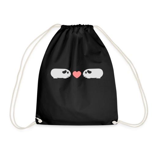 Piggie Love - Drawstring Bag