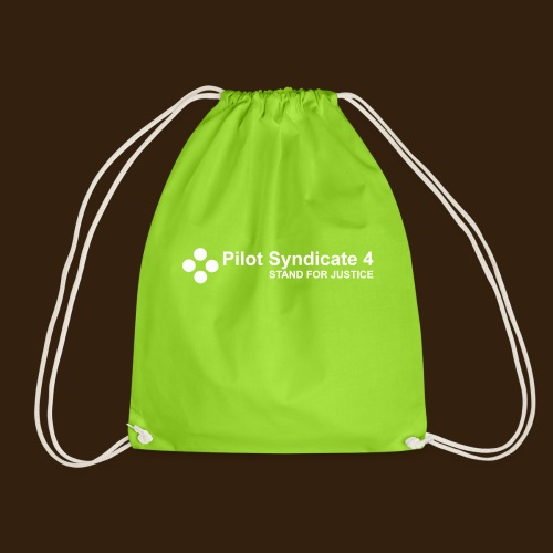 Pilot Syndicate 4 - Drawstring Bag