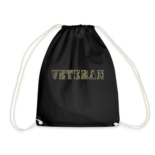 VeteranCamoM84 - Sportstaske
