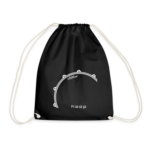 Hoop Design White - Sac de sport léger
