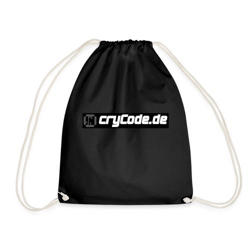 cryCode - Turnbeutel