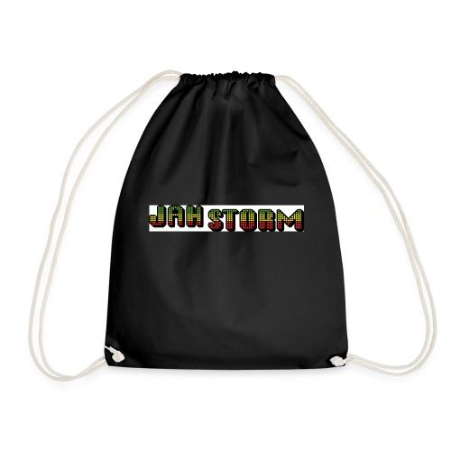 logo jahstormhighlights - Drawstring Bag