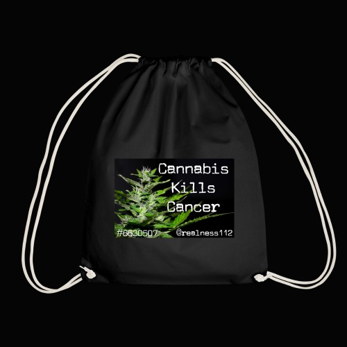 Cannabis Truth!!! Truth T-Shirts!!! #Rebellion - Drawstring Bag