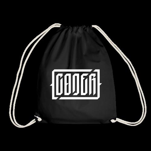 CODER FUNKTION LOGO - Turnbeutel