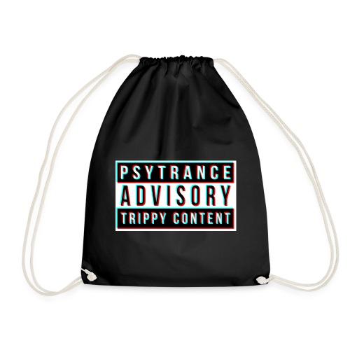 Psytrance - Drawstring Bag