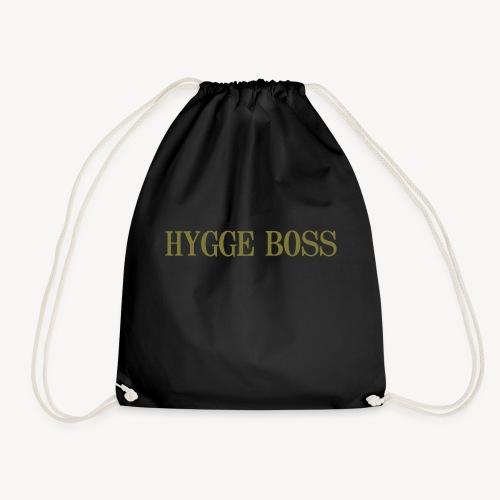 hygge boss - Turnbeutel