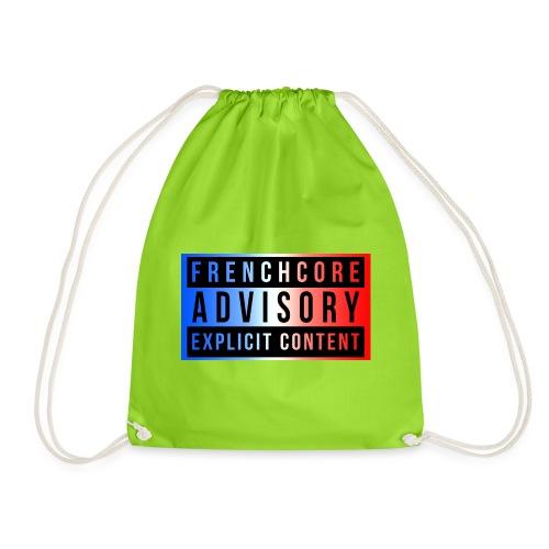 Frenchcore - Drawstring Bag