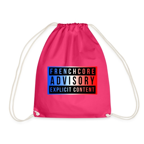 Frenchcore - Drawstring Bag
