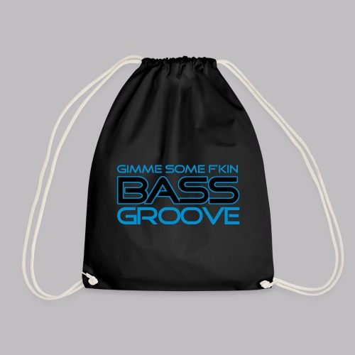 Bass Groove - Turnbeutel