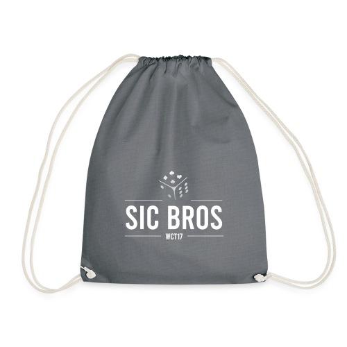 sicbros1 wct17 - Drawstring Bag